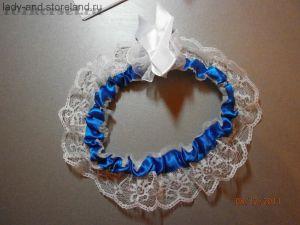 Кружевные подвязки