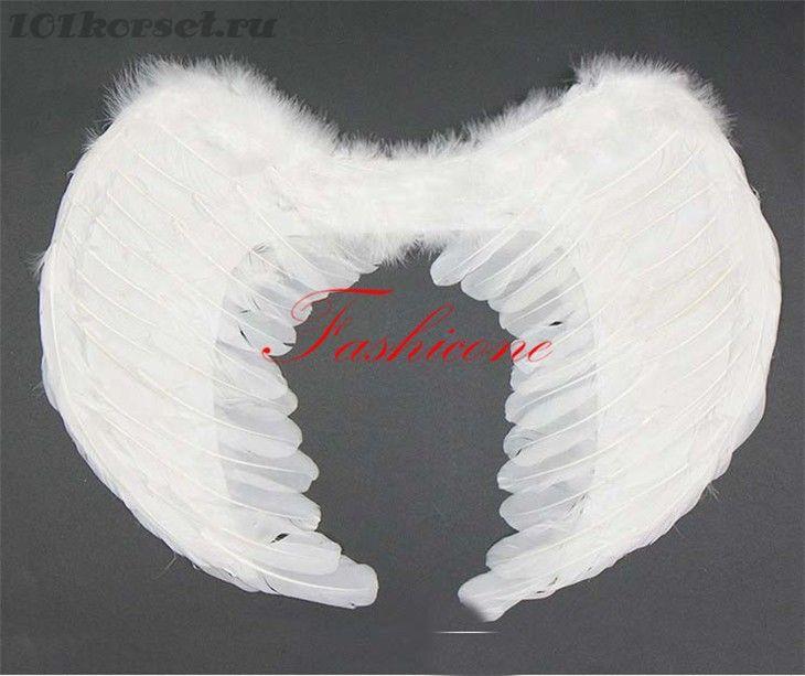 Крылья белого ангела средние